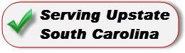 Serving upstate south carolina