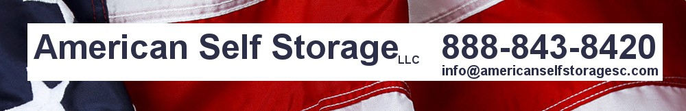 American Self Storage LLC 888-843-8420
